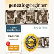 Genealogy Beginner