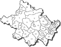 Civil Parish Records of County Tyrone